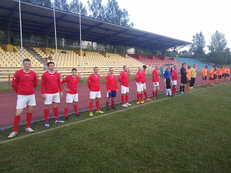 Первенство Челябинской области по футболу среди ветеранов