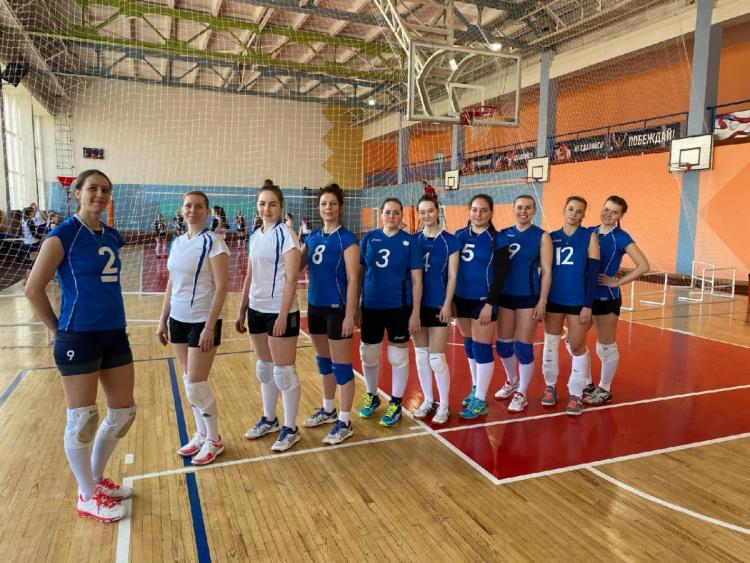 Чемпионат Челябинской области по волейболу