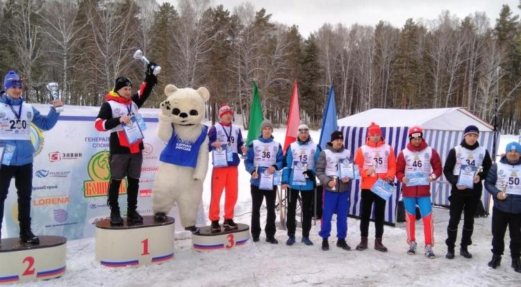 Александр Рудаков выиграл лыжный сверхмарафон «Азия-Европа-Азия»