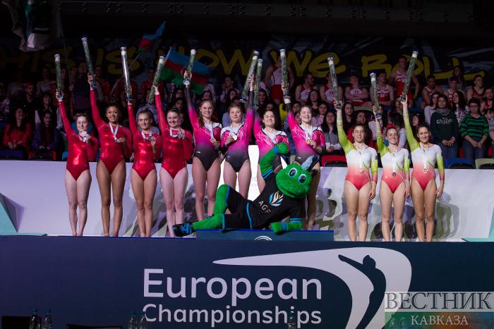 Сборная России завоевала три золота чемпионата Европы по прыжкам на батуте