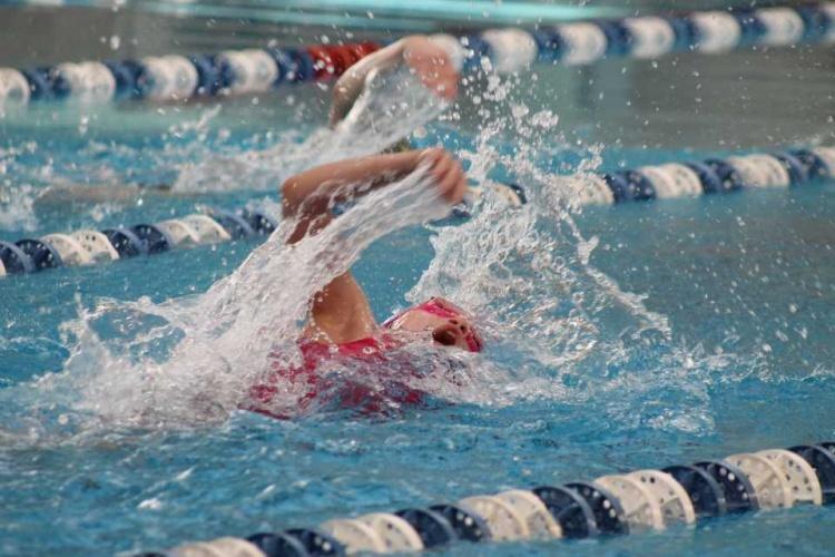 Спартакиада учащихся Челябинской области по плаванию «Олимпийские надежды Южного Урала»
