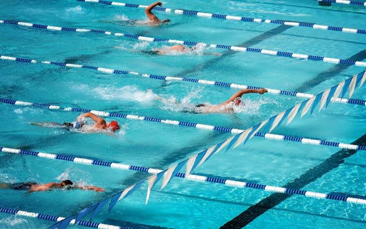 Чемпионат УрФО по плаванию