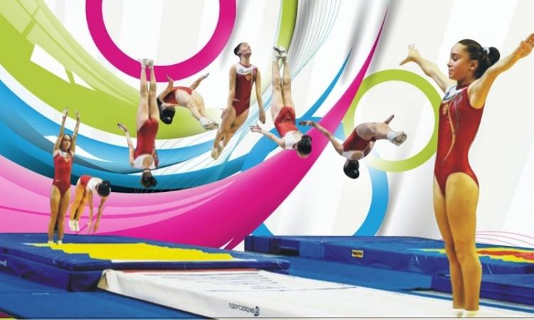 Открытый Чемпионат и первенство  Челябинской области  прыжкам на батуте АКД, ДМТ