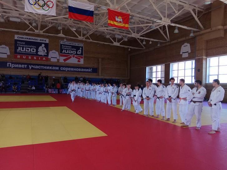 В Челябинске состоялся первый этап IV летней Спартакиады молодежи России